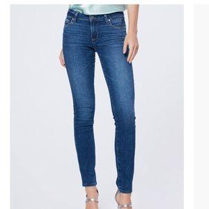 Paige Skyline Ankle Peg Jeans, 25